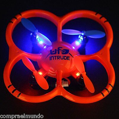 U207 360° 6 Axis Gyro 2.4GHz 4 Channel Remote Control Quadcopter Mini Helicopter
