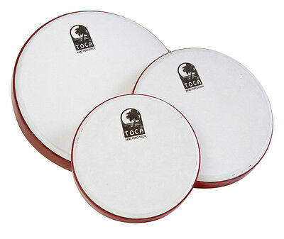 Toca Freestyle Frame Drum 3-Pack - TFD-3PK