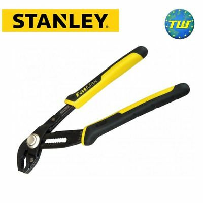 "Stanley FatMax Groove Joint Waterpump Plier Plumber 300mm 12"" 0-84-649 STA084649"