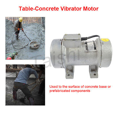 Concrete Vibrator for Concrete Vibrating Table-Concrete Vibrator Motor 220V/50HZ