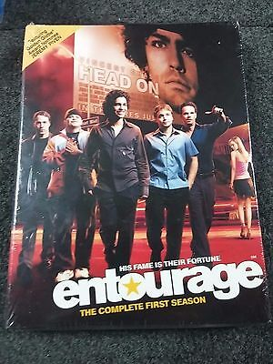 Entourage The Complete 1st First Season 1 DVD - Brand New & Factory sealed