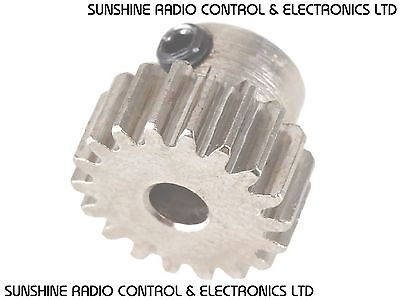 RC 19T Pinion Gear HSP HPI Tamiya 540 Electric Motors 48 Pitch 19 Tooth Steel UK