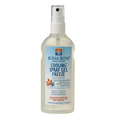 Rona Ross Cooling Spray Freeze Gel (160ml) | FREE Express P&P