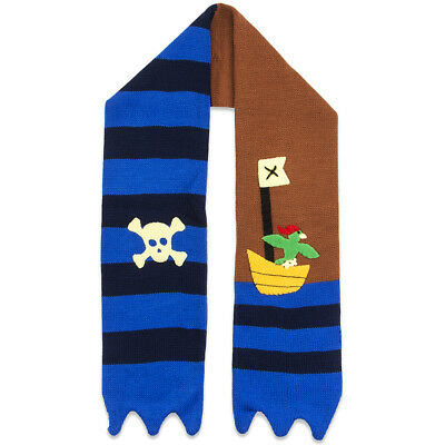 NEW Kidorable Pirate Knit Scarf