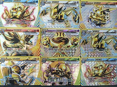 30 Pokemon Cards Bulk Pack! GUARANTEED 1 Ultra Rare BREAK! +3 Rare/Reverse/Holos