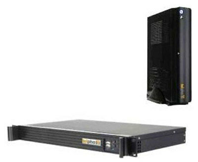 telpho10 compact - VoIP Telefonsystem (Hypridanlage ISDN) 1 ISDN S0