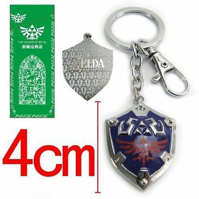 Legend Of Zelda: A Link To The Past Bronze Triangle keychain new Free shipping 0