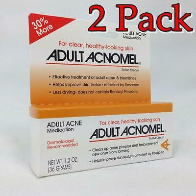 Acnomel Adult Acne Medication, 1oz, 2 Pack 038485911610T650