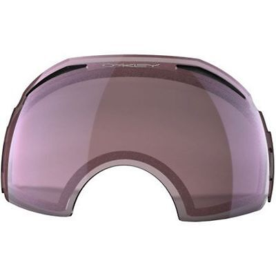 Oakley Airbrake Snow Replacement Lens Black Rose