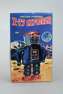 X-27 Explorer Robot - Made In China