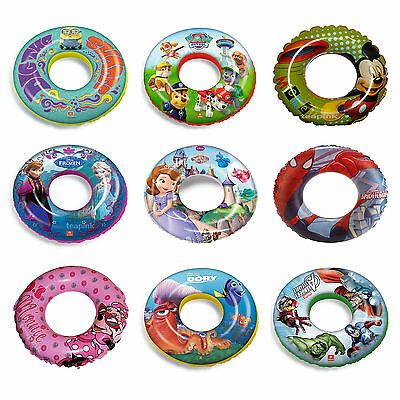 Swimming Ring Kids Children Inflatable Swim Ring Accessories Pool Toy Gift