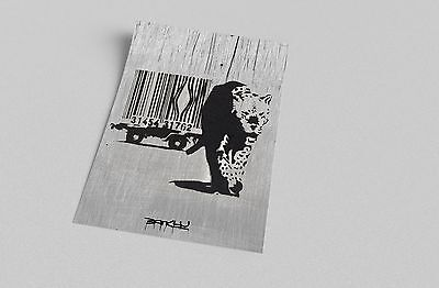 ACEO Banksy Dorothy Search Graffiti Street Art on Canvas Giclee Print