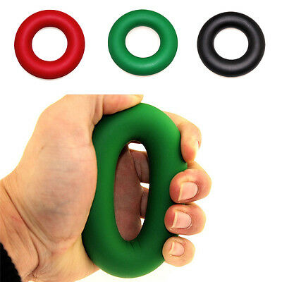 Set of 3 Level Resistance 30/40/50 LB Hand Grip Finger Strength Trainer Pretty