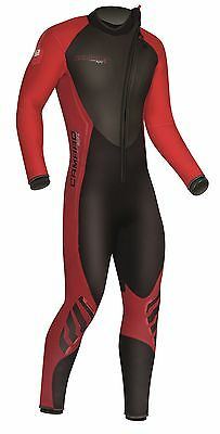 Camaro ALPHA 5 Overalls with Frontzip, Diving suit for men