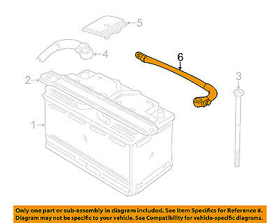 JAGUAR OEM 02-08 X-Type-Battery Cable C2S22082