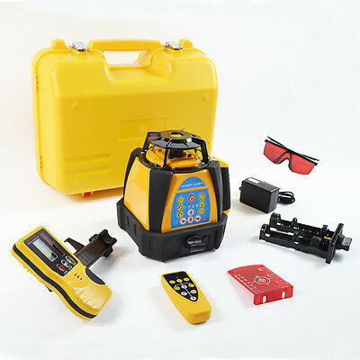 High Accuracy New Self-Leveling Rotary/ Rotating Laser Level 500M Range New