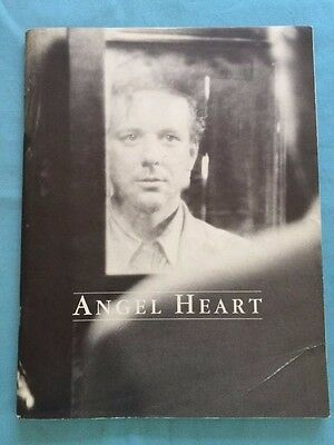 """Angel Heart. The Making Of The Film- """"beat By Beat"""" - Production Handbook"""