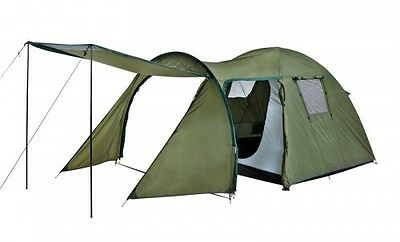 Jarviswalker Adventure Ii Plus 4 Man Tent 220 X 550 X 180Cmbrand New