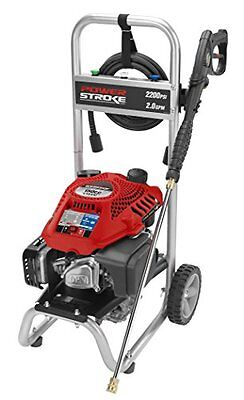 Powerstroke PS80519B 2200 psi Gas Pressure Washer, New, Free Shipping