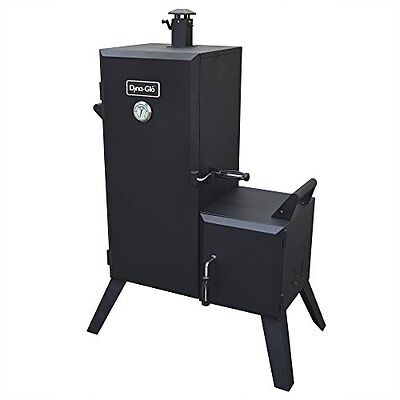 Dyna-Glo DGO1176BDC-D Charcoal Offset Smoker, New, Free Shipping