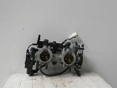 Rampe Injection Kawasaki Er6 2005 Amc 9172