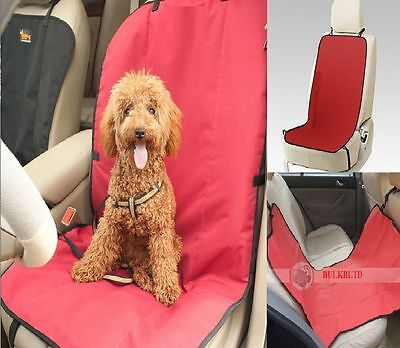 Durable Car Pet Front Seat Cover Dog Cat Waterproof Boot Liner Mat Front Hammock