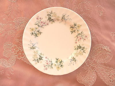 MINTON  SPRING VALLEY    Bread and Butter PLATE    Bone China   ENGLAND.