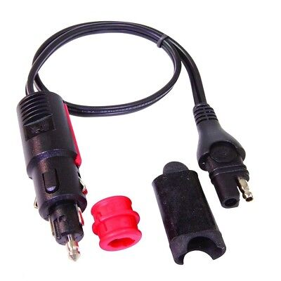 TecMate NEW Optimate 12V Bike Motorcycle & Car Cigarette Socket Connector Cable