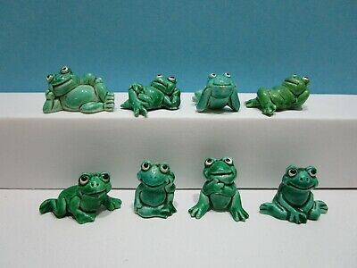 Komplettsatz Happy Frogs 1986  100% Original