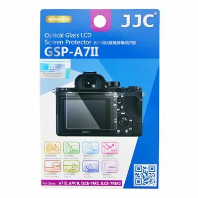 JJC GSP-A7II Optical Glass LCD Screen Cover for Sony A7II/A7RII/ILCE-7M2/7RM2