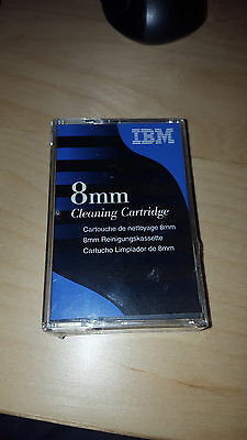IBM 8MM Cleaning Cartridge Factory Sealed New Unused 16G8467