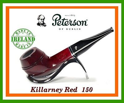 Peterson Killarney Red Briar Pipe (New & Boxed) Shape 150