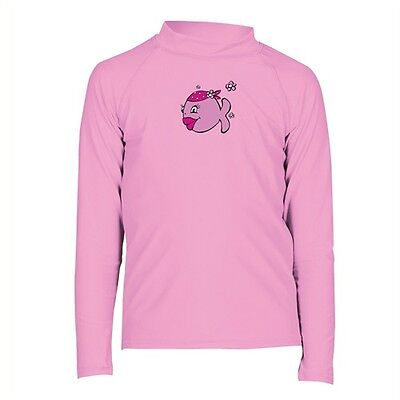 iQ UV 300 Shirt Kiddys LS pink Kids