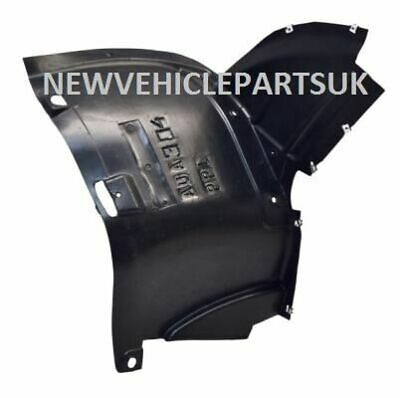 Audi A3 2003-2012 Front Wing Arch Liner Splash Guard Passenger Front Section