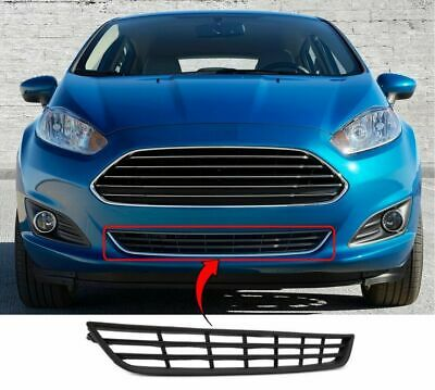 Ford Fiesta 2013- Front Bumper Grille Centre Lower New Insurance Approved