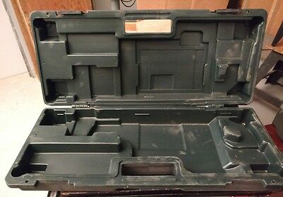 Hitachi CR13VBY Reciprocating Saw Carrying Case + Motor Brushes