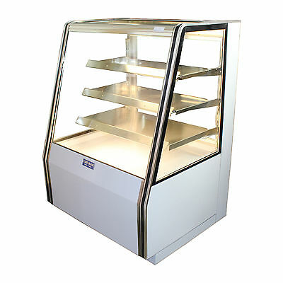 Coolman Commercial Refrigerated High Bakery Display Case 36""