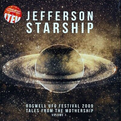JEFFERSON STARSHIP Roswell UFO Festival 2009 - Tales From The Mothership Vol 1
