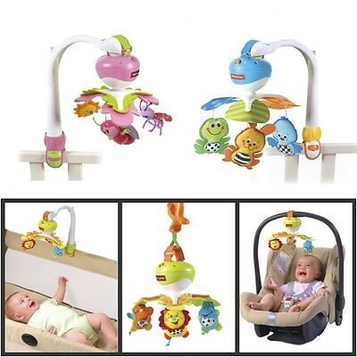 Musical Mobile for Next2Me, Bedside, Bednest, Babybay Crib /Travel Cot/ Car Seat