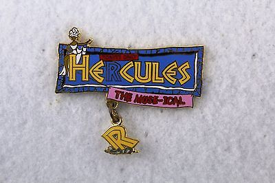 Disney DCL Pin Hercules the Muse-ical Tonite Only