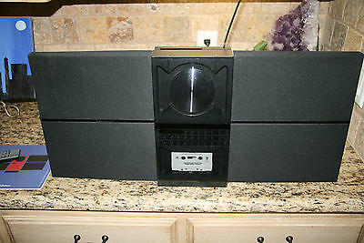BANG OLUFSEN Bookshelf Version BEOSOUND 2000 fully TESTED + manuals + remote