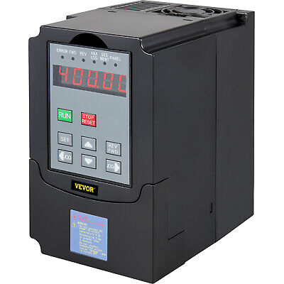 5HP 4KW VFD FREQUENZUMRICHTER HY Variable Frequency Driver Inverter LOW OUTPUT