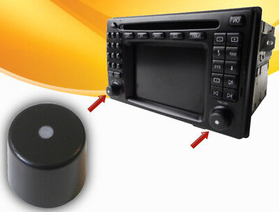 Command Navigation Volume Knob Button Mercedes W163 Ml Cl W140 W202 W208 W210
