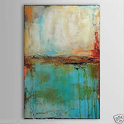 Modern Abstract hand painted Art Oil Painting home Decor canvas:(No framed)