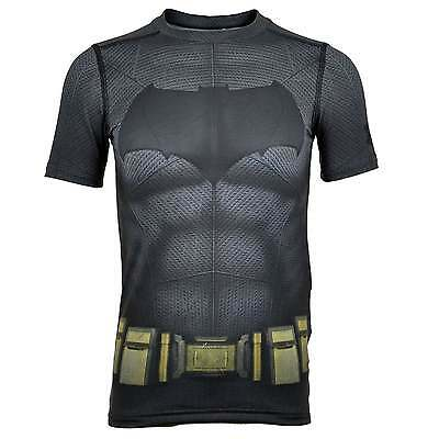 Under Armour Transform Yourself Batman Junior Compression Shirt