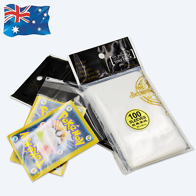 Pro Regular Size Card Protector Soft Sleeves Pack of 100