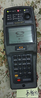 SunSet MTT Sunrise Telecom Test Equipment