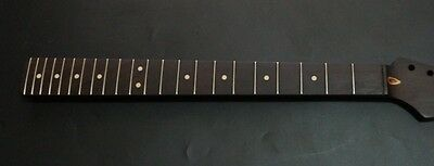 Rosewood Neck 22 Frets For Stratocaster Guitar