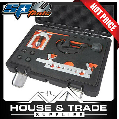 SP TOOLS SAE Imperial Double Flaring Tool Kit SP63016