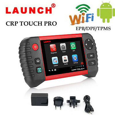 Launch CRP TOUCH PRO Diagnostic Scanner Code Reader Airbag TPMS SRS SAS DPF EPB